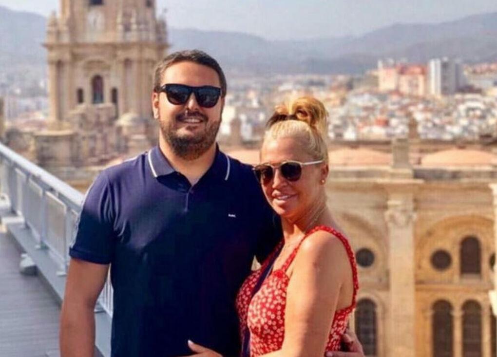 La escapada 'low cost' de Belén Esteban y su marido, Miguel Marcos