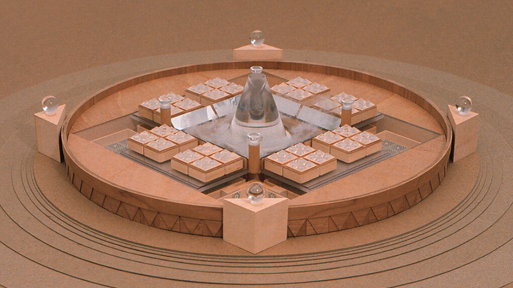 El palacio de los 50.000 inmortales