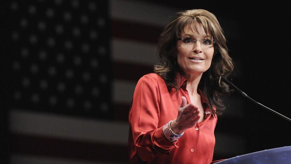 Sarah Palin apoya a Donald Trump para las primarias republicanas en EEUU
