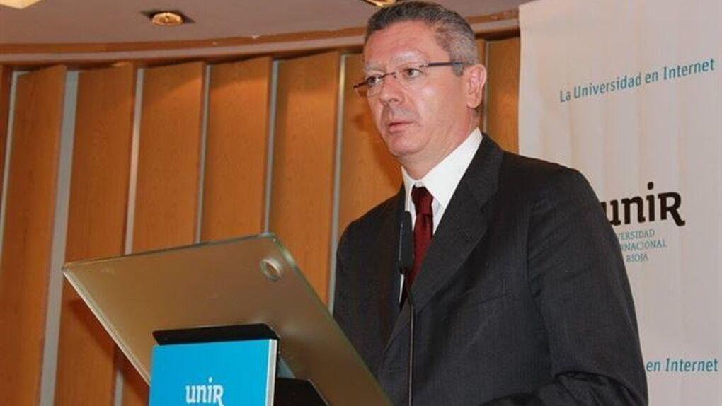 Gallardón acumula cargos: es nombrado presidente de la Fundación Ciudadanía y Valores