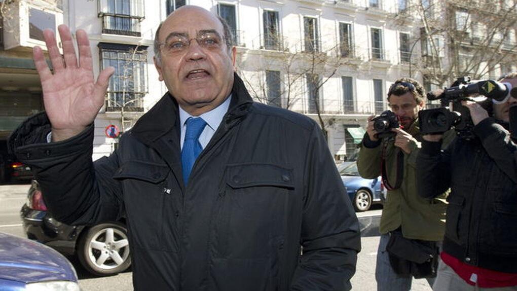 Condenan a diez meses de cárcel a Díaz Ferrán  por apropiación indebida en operaciones mercantiles