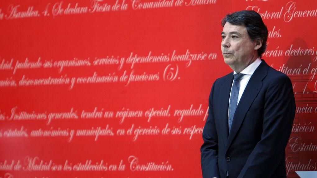 González blanqueó dinero con una sociedad del exsecretario de Industria de Aznar