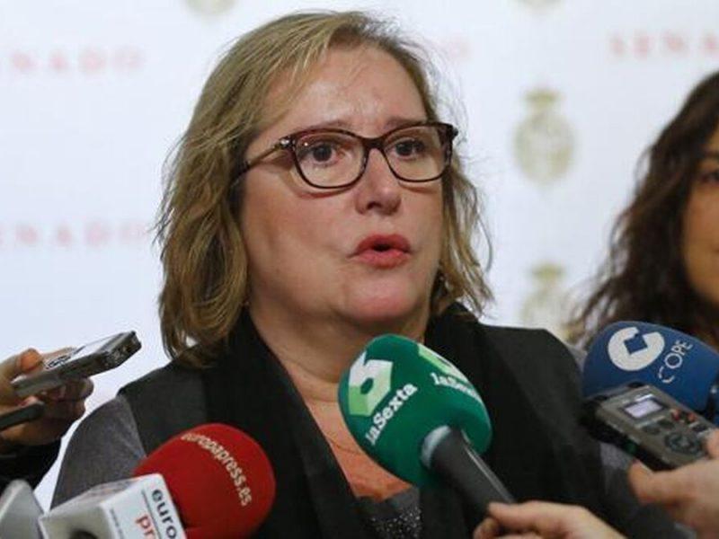 """Podemos se opone a que la ex senadora 'morada' testifique en 'Neurona' por su """"animadversión"""" al partido"""