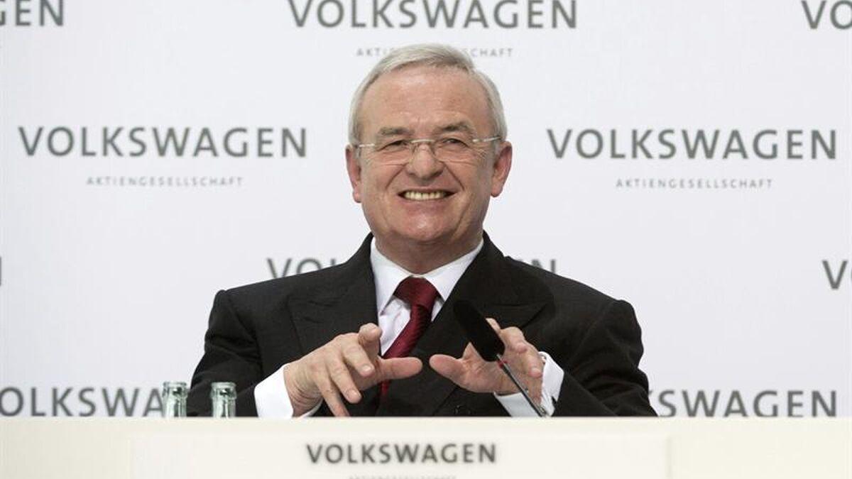El expresidente de Volkswagen será juzgado por el escándalo del diésel