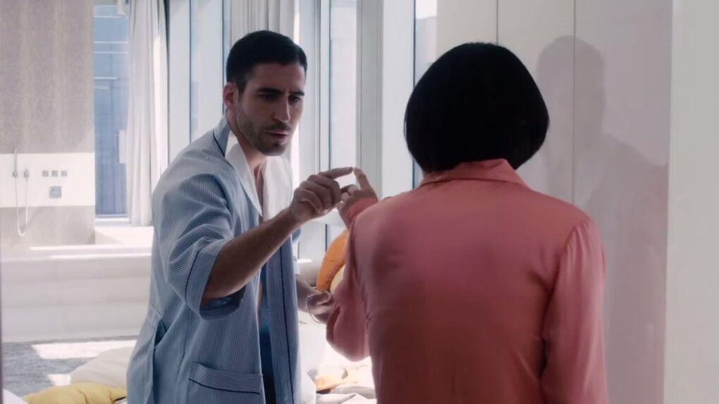 Silvestre se convierte en un actor de telenovelas dentro del armario para su próxima serie