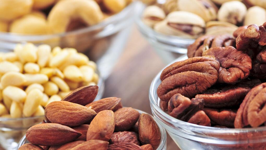 Estos son los frutos secos que menos engordan (y cuántos puedes comer al día)
