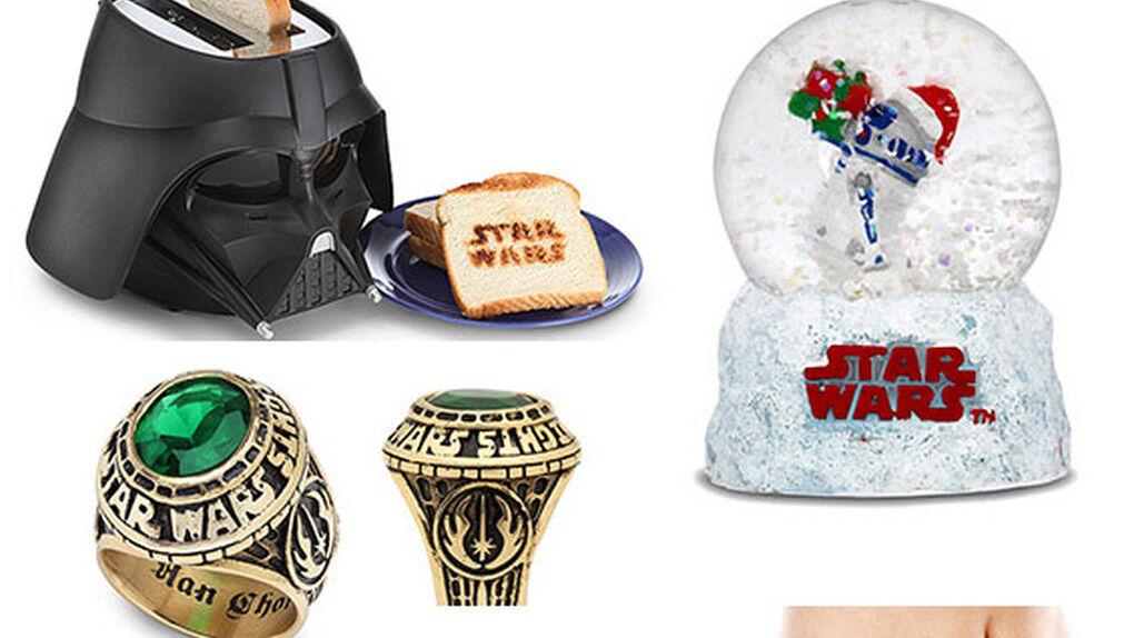19 gadgets súper frikis para celebrar la nueva peli de Star Wars