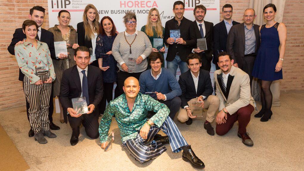 HIP entrega 'Los Oscar' de la Hostelería