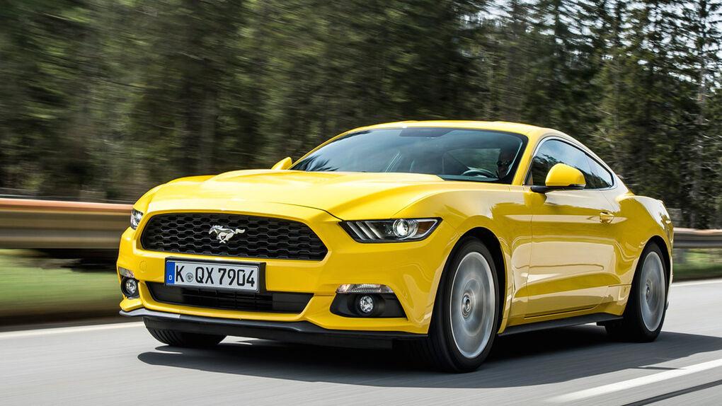 Ford estrena en España la sexta generación del Mustang, adaptada al gusto europeo