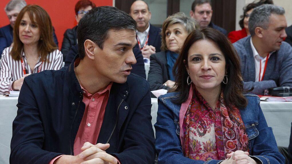 """Sánchez quiere un PSOE """"rompeolas progresista"""" frente a PP y Ciudadanos"""