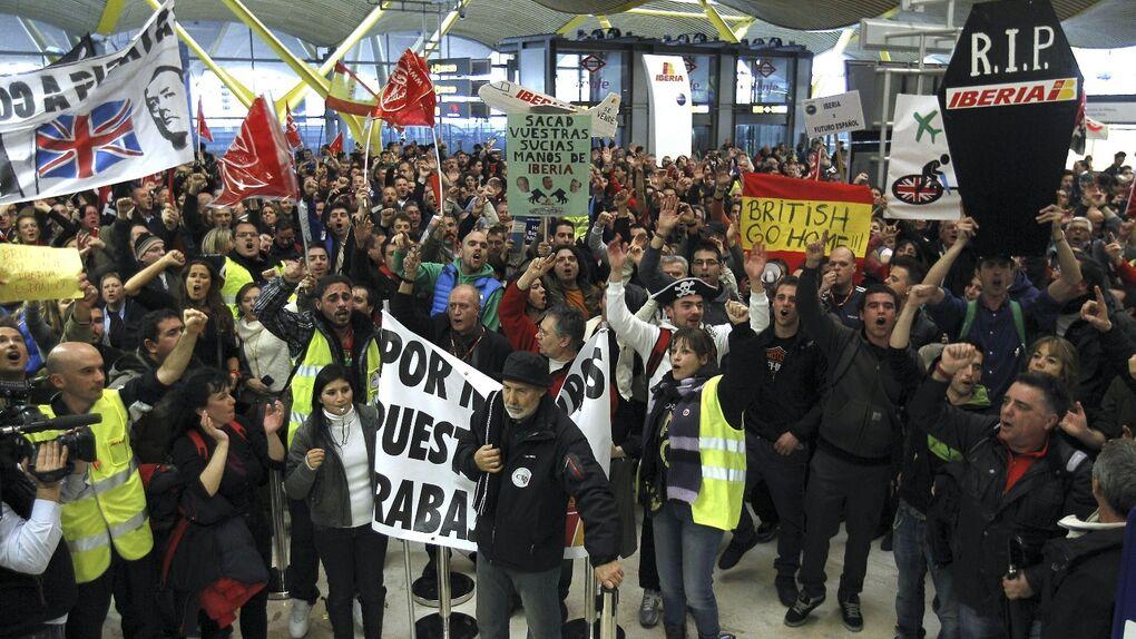 La gestión del combustible lastra a Iberia: el coste subió un 20% frente a un 8% en BA