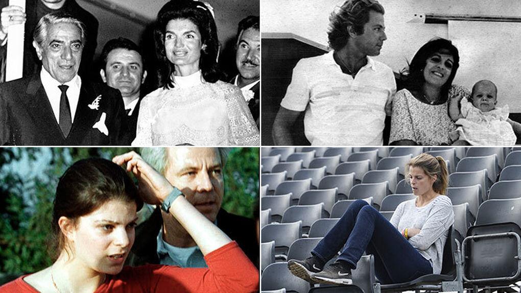 La herencia maldita de los Onassis contada en fotos... ¿De dónde viene su mal fario?
