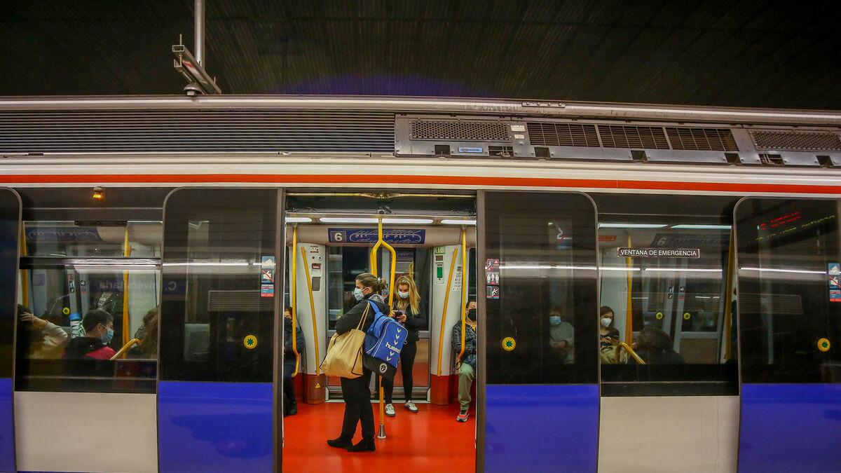 Este será el horario de metro y autobuses para Nochebuena en Madrid