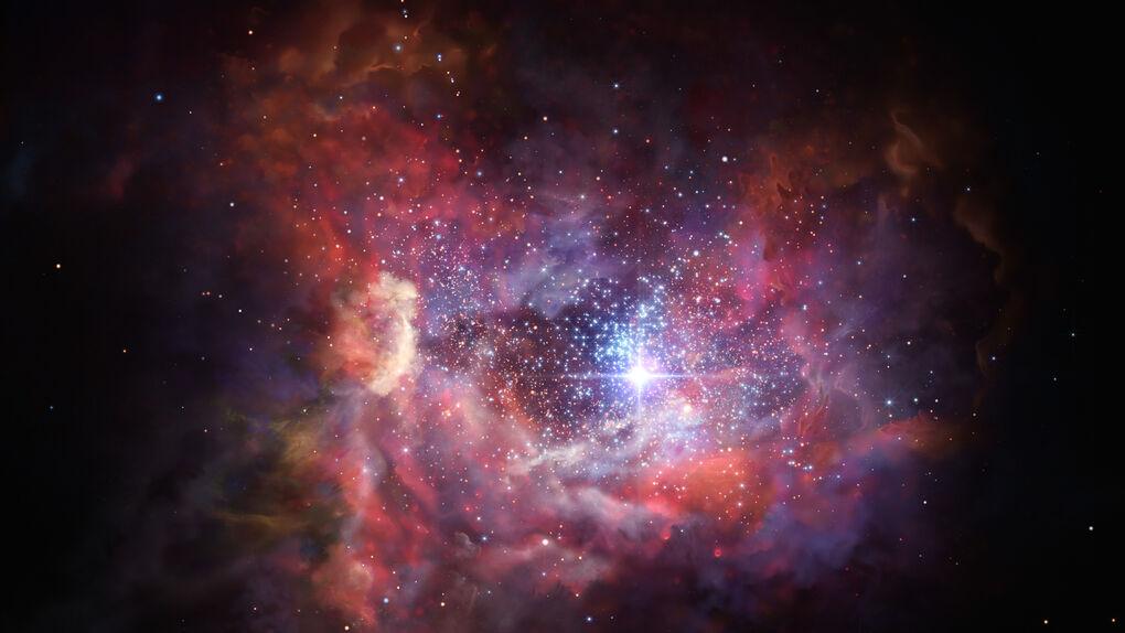 El polvo de las primeras estrellas