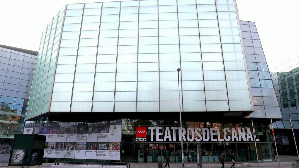 Los Teatros del Canal exigirán mascarillas a todos los espectadores