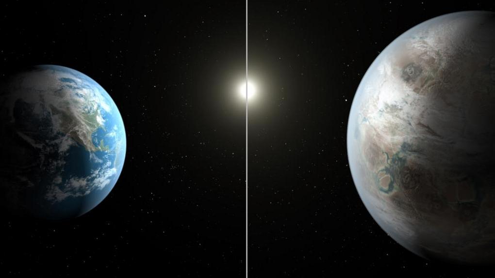 Hallada una supertierra caliente que servirá para estudiar las atmósferas de los exoplanetas