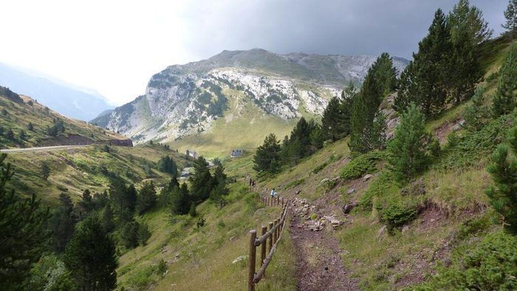 La ruta de los búnkers de Canfranc