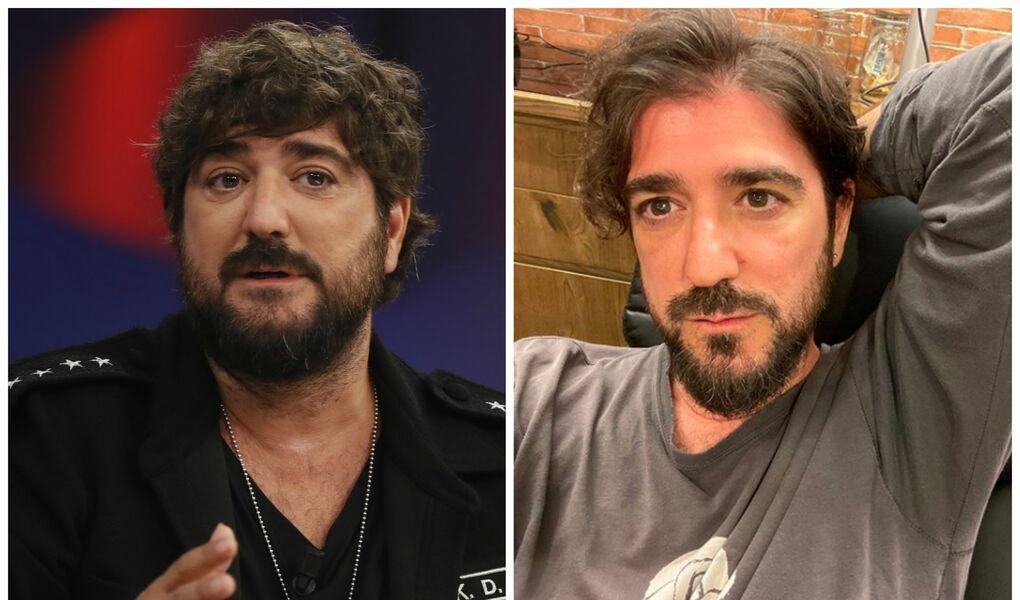 La increíble pérdida de peso de Antonio Orozco: ¿qué le ha pasado?