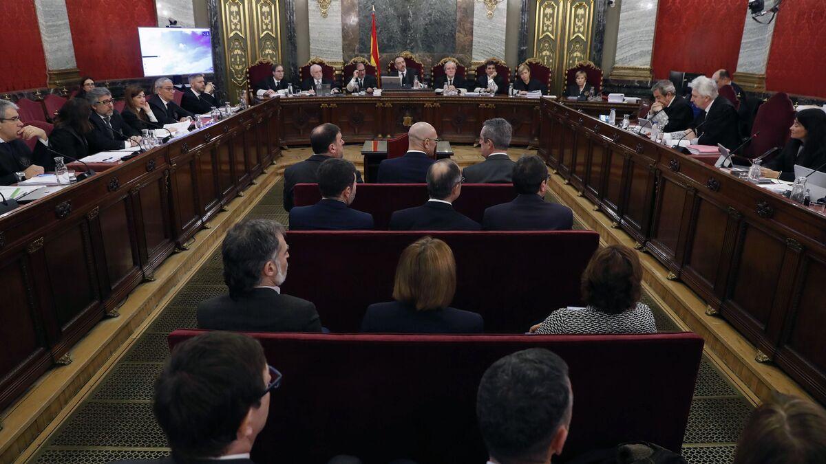 El Constitucional apoyará la competencia del Supremo en el 'procés'