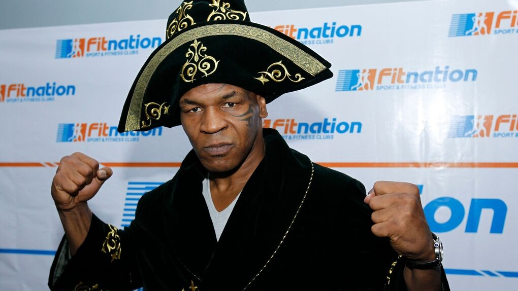 El hundimiento de Mike Tyson