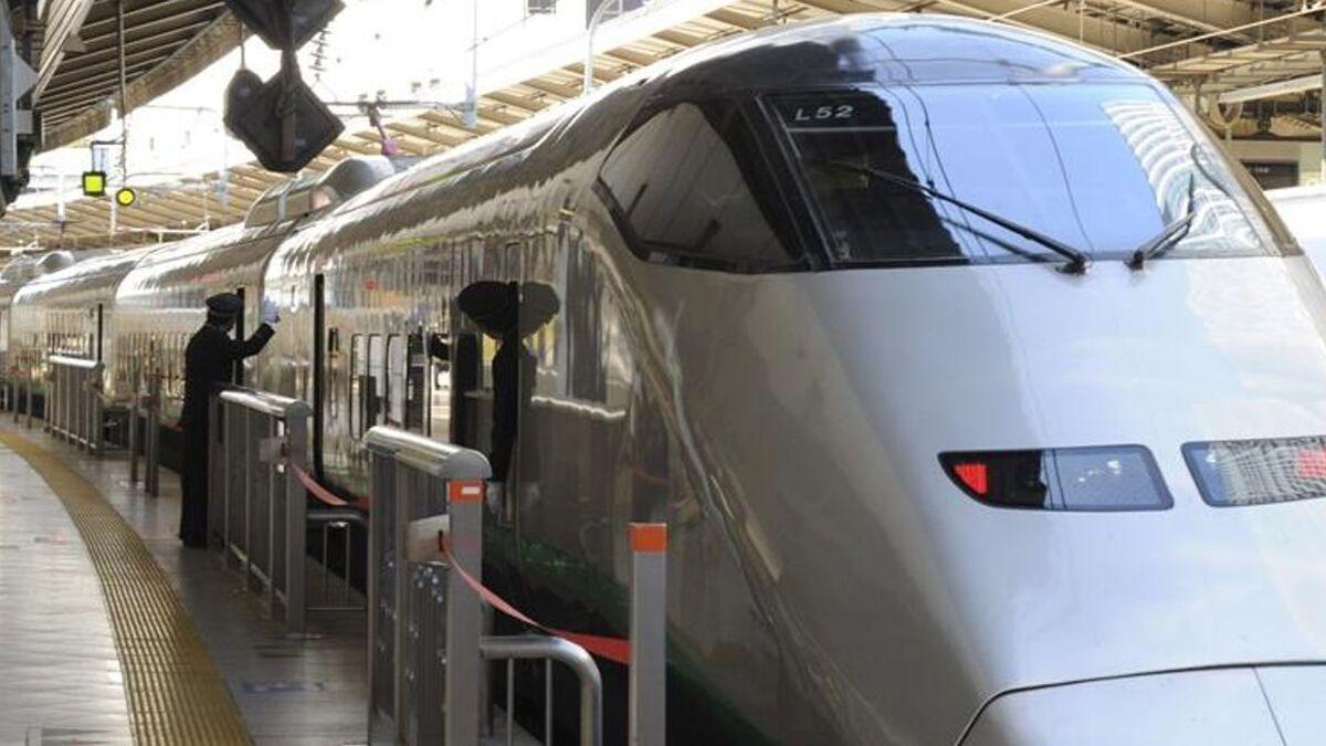 La japonesa JR East probará trenes de alta velocidad sin conductor en 2021