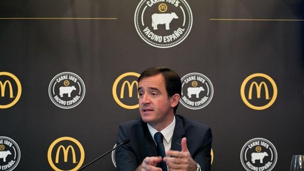 El juez cita como querellado al presidente de McDonald's Mario Barbosa y a tres directivos