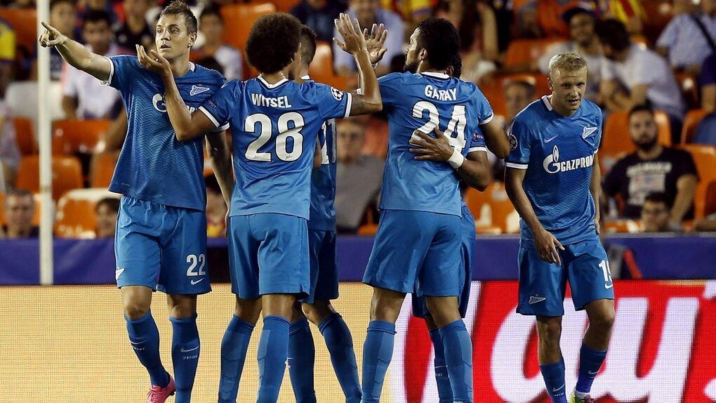 El Valencia nadó para morir en la orilla de Mestalla ante el Zenit (2-3)