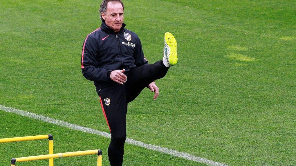 En libertad y sin fianza el 'profe Ortega', preparador físico del Atlético de Madrid