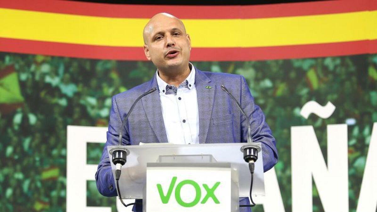 """El líder del sindicato de Vox: """"Los millonarios del Ibex-35 financian la campaña del Gobierno"""""""