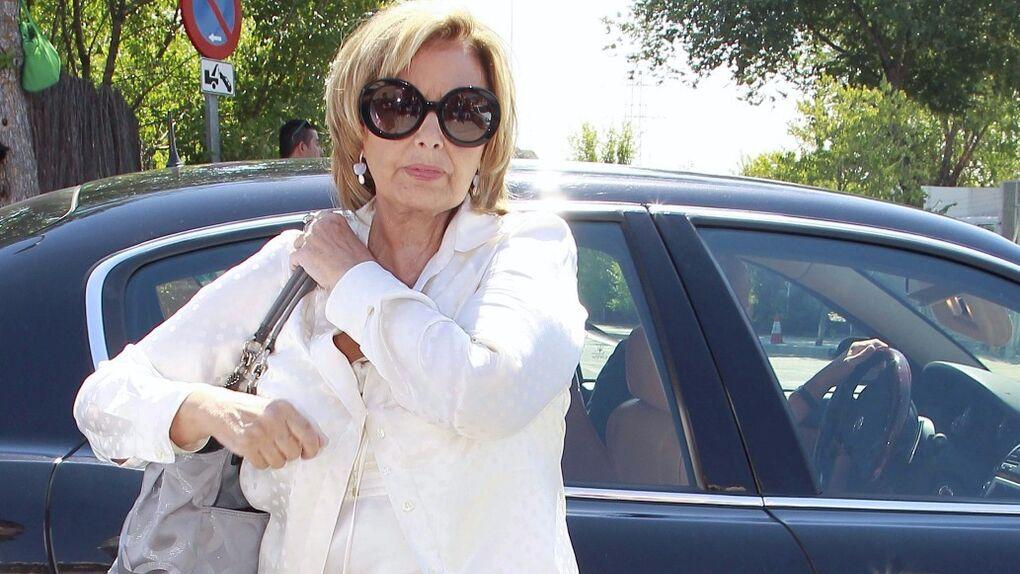 "La peor llamada telefónica a María Teresa Campos: ""Tu marido se ha pegado un tiro"""
