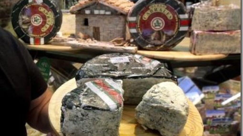 El mejor queso de Cabrales cuesta 14.300 euros