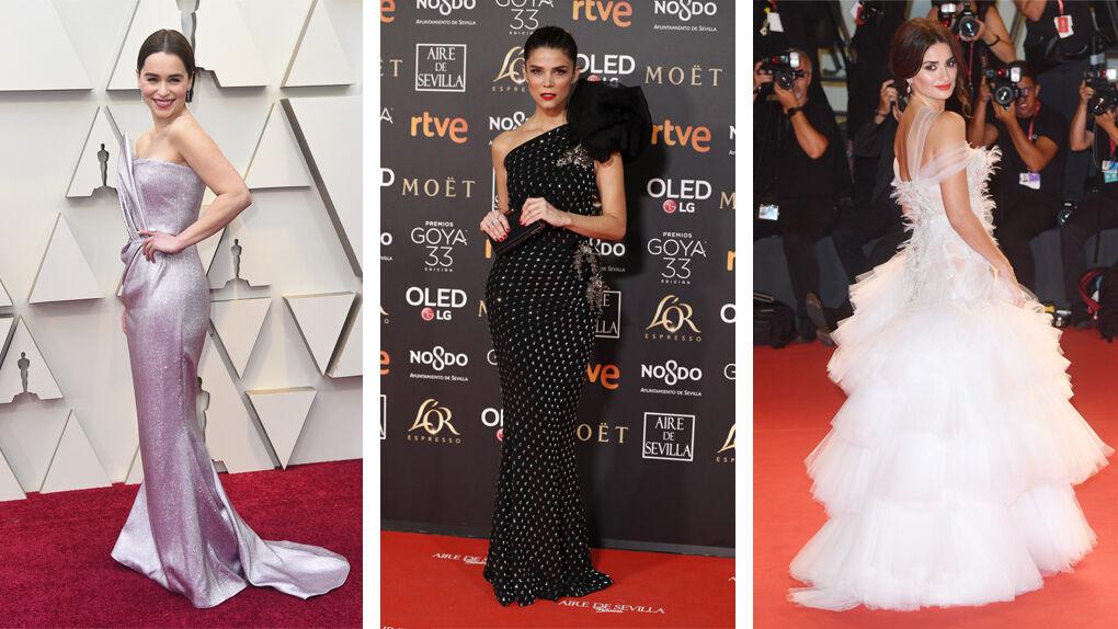 De la Reina Doña Letizia a Penélope Cruz: Los 10 mejores looks del 2019