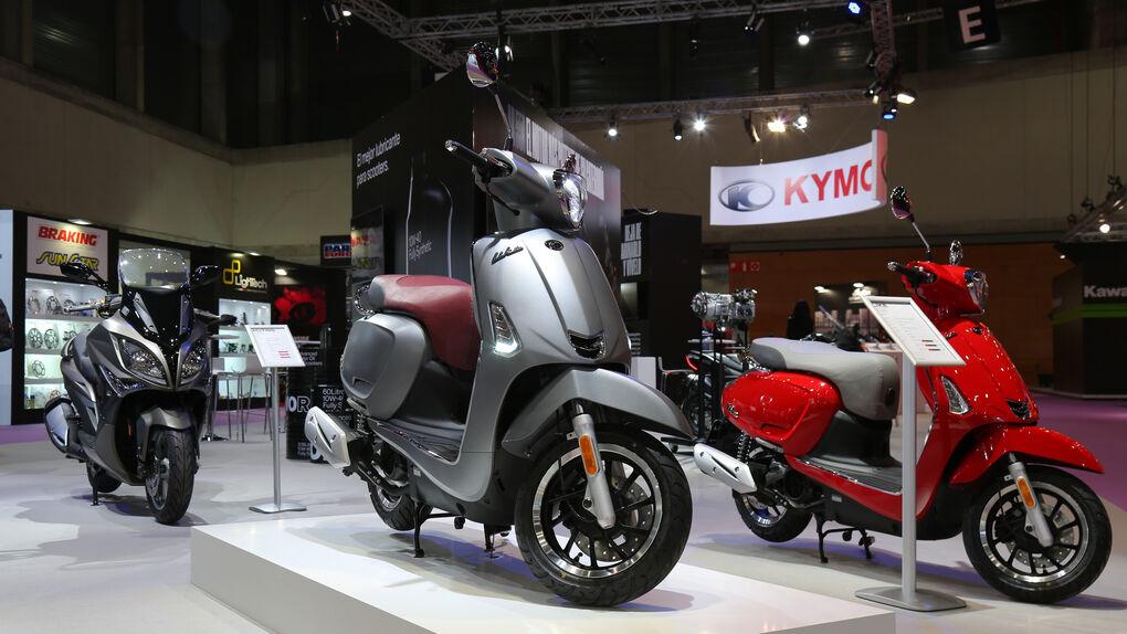 Las ventas de motos en España crecieron un 12% en 2019 y esperan un 3% de subida en 2020