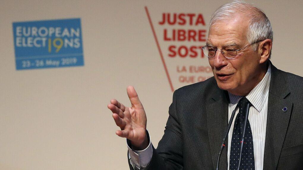 Borrell advierte que España condenaría una intervención militar en Venezuela