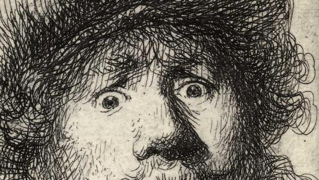 La mitad de los grabados atribuidos a Rembrandt no son suyos