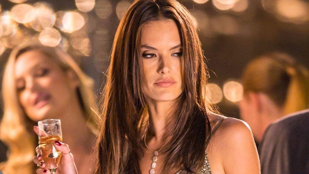 Alessandra Ambrosio lleva su sensualidad a la gran pantalla