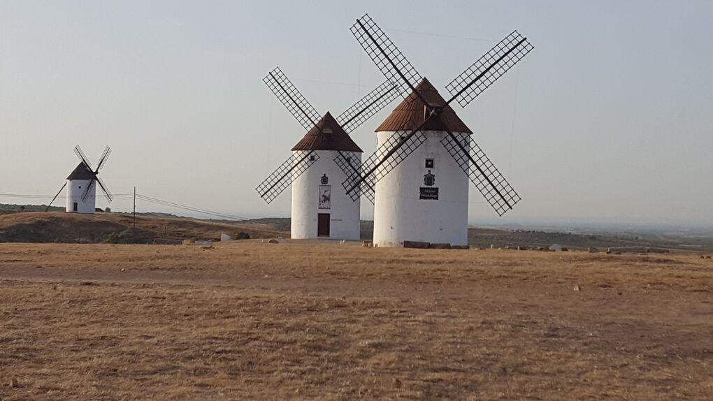 Castilla-La Mancha ya puede expropiar el molinoal cuñadísimo de Franco