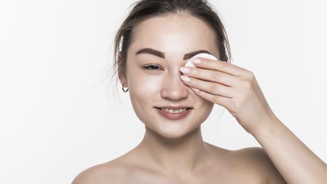 La mujer china busca tener una tez pálida