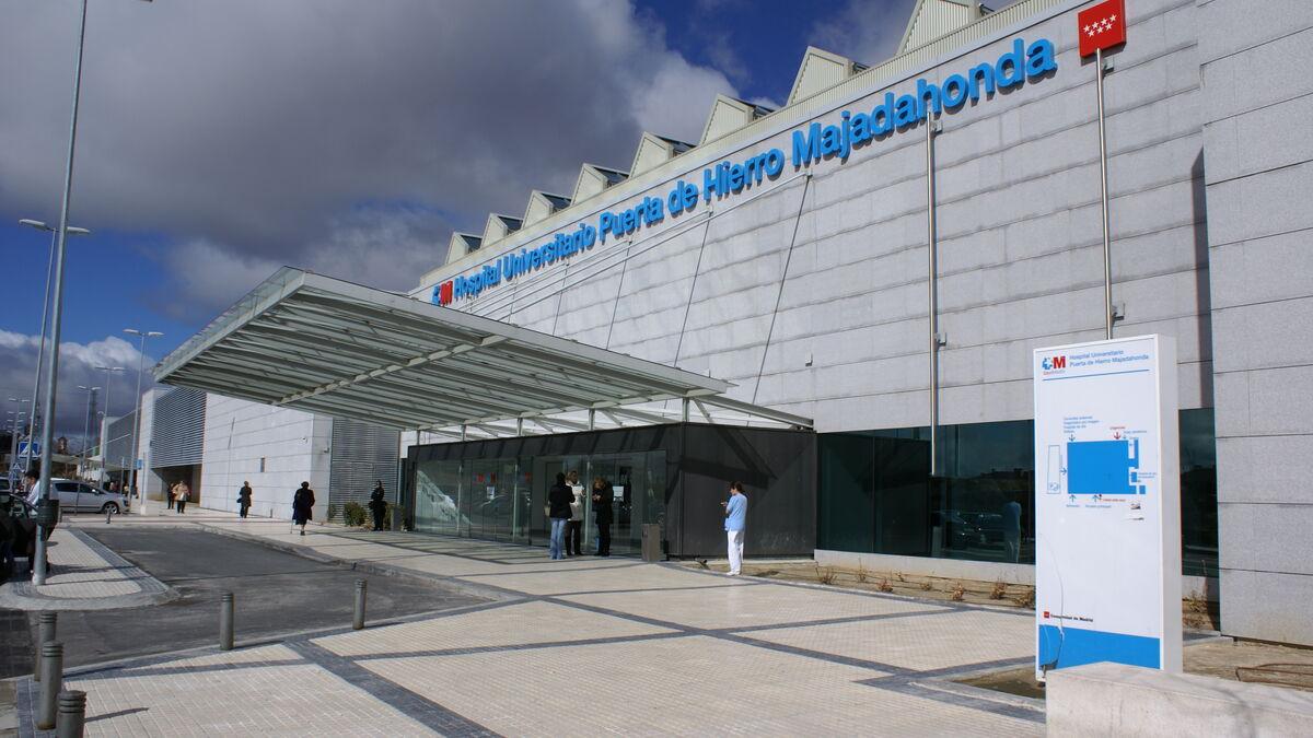 Detenido por matar presuntamente a su pareja de un disparo en Majadahonda (Madrid)