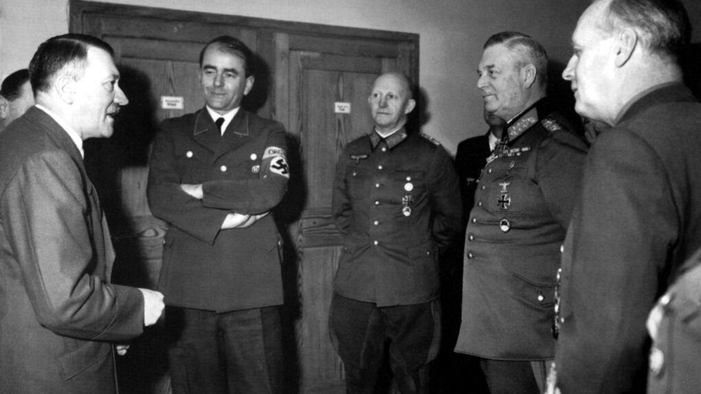 Una nueva serie documental da caza a los nazis más sanguinarios de la historia