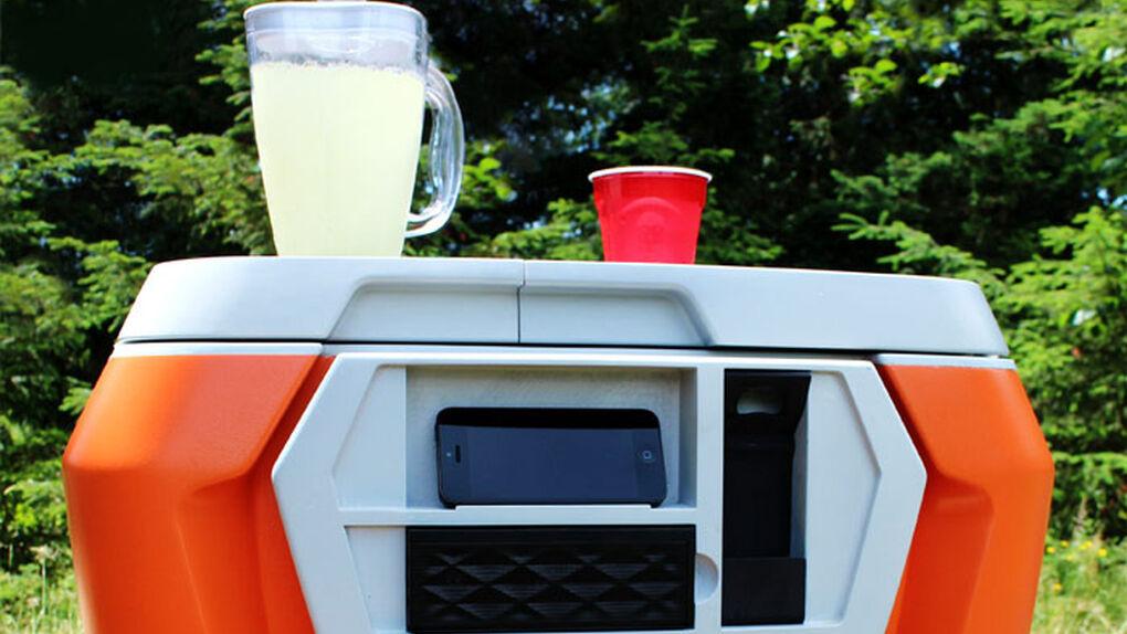 'Coolest Cooler': la nevera más cool bate récords al recaudar 10 millones en Kickstarter