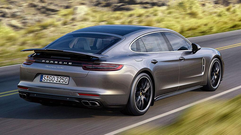 Porsche renueva por completo el Panamera: ¿la berlina más deportiva y exclusiva?