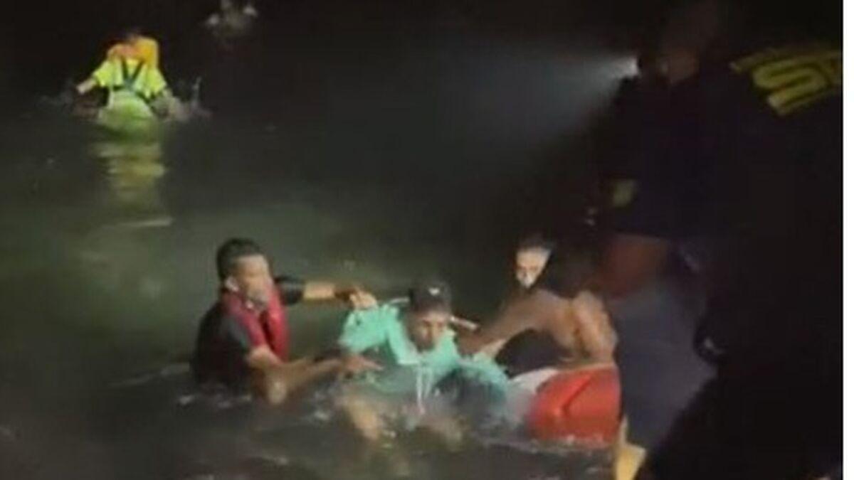 Cuatro nuevos cadáveres elevan a ocho las víctimas del naufragio de Lanzarote