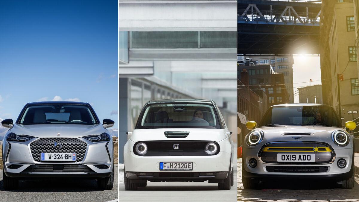 Tres nuevos modelos 100% eléctricos y con mucho estilo para moverte en ciudad
