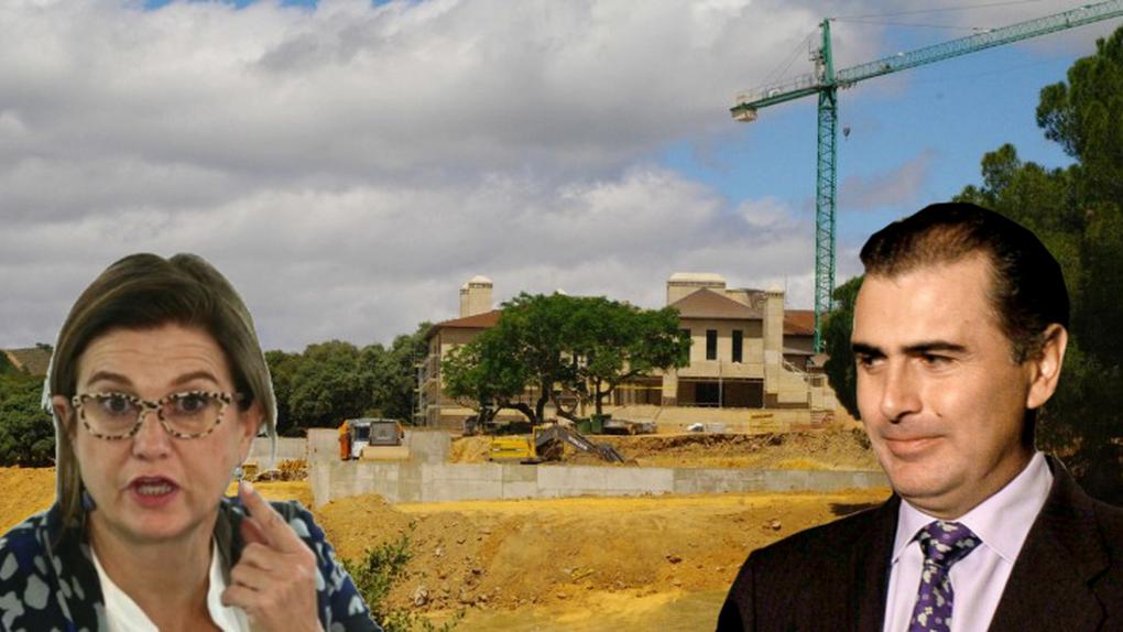 ¿Por qué se queja el dueño de la mansión de Cabañeros del trato de favor del Gobierno?