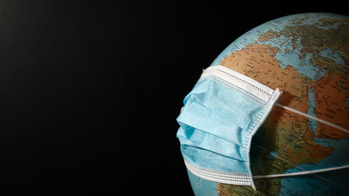 Los diez países sin casos de coronavirus