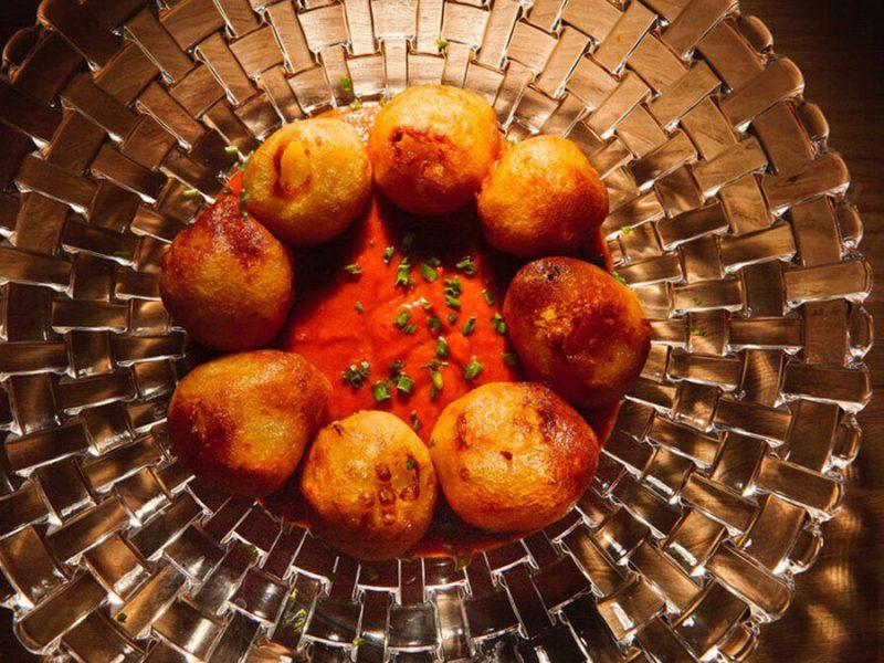 Patatas bravas en Madrid