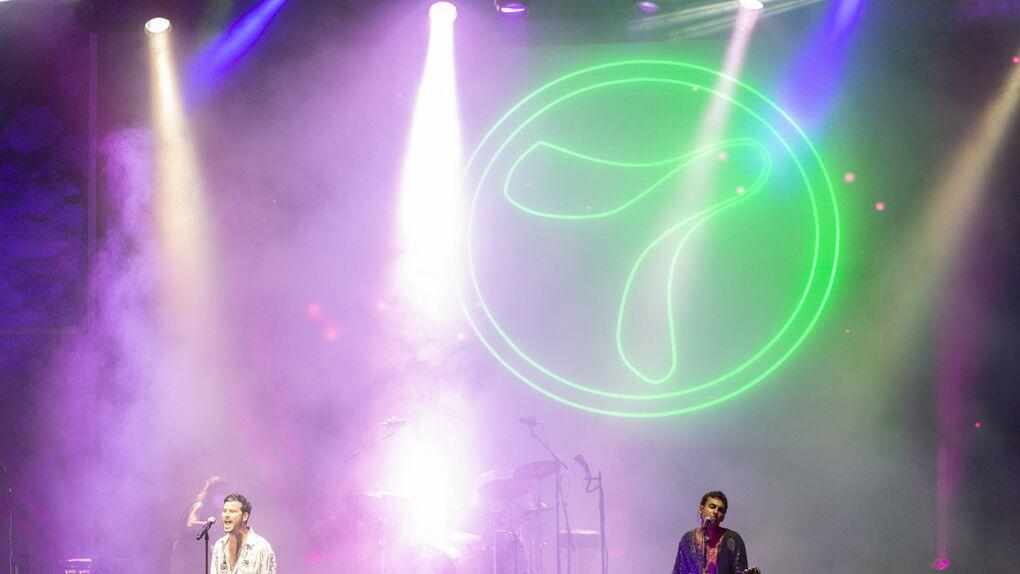 """La polémica tras el concierto de Taburete en Marbella: """"¡Ni una puta mascarilla!"""""""