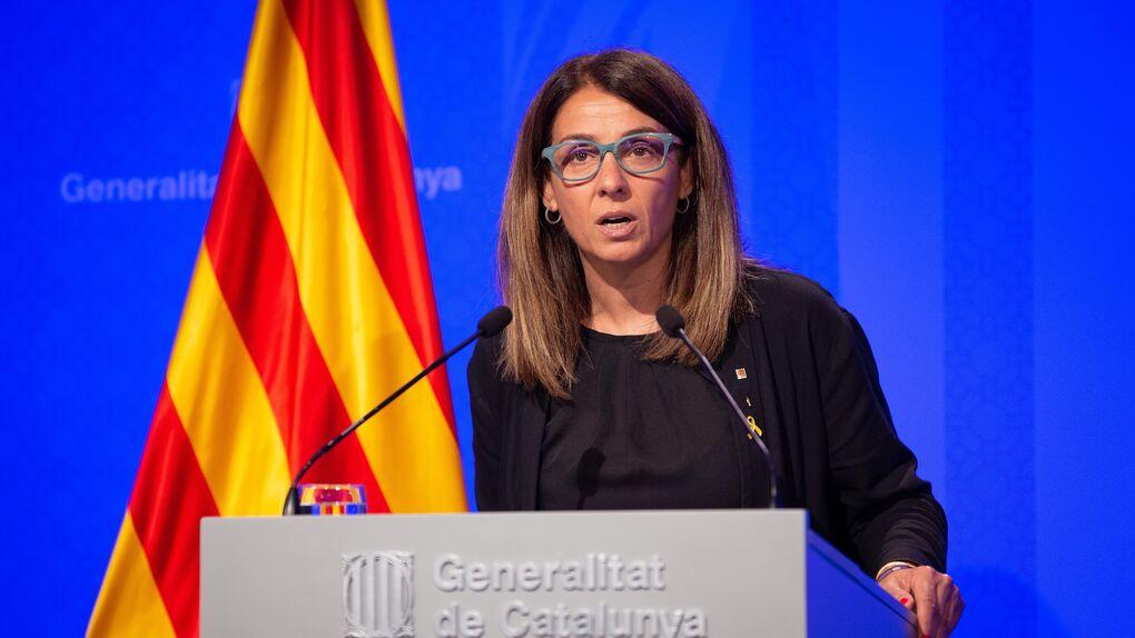 La Generalitat cree que no es libertad de expresión hacer sonar el himno de España en la Diada