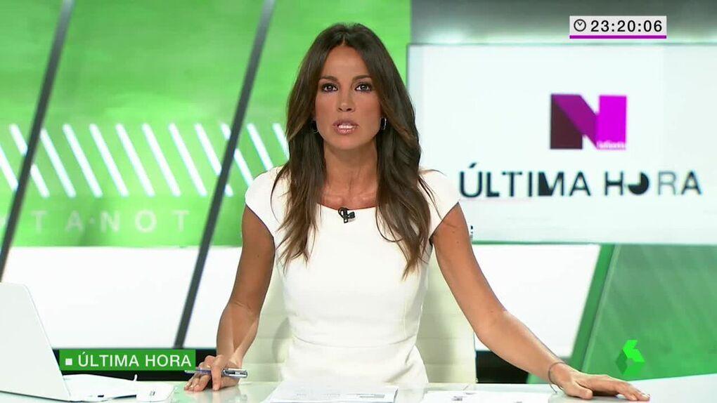 Cristina Saavedra, herida tras ser atropellada en un paso de cebra